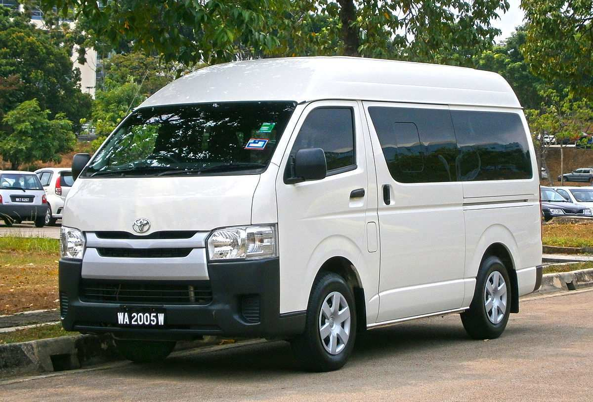 65 The Toyota Hiace 2019 Engine by Toyota Hiace 2019