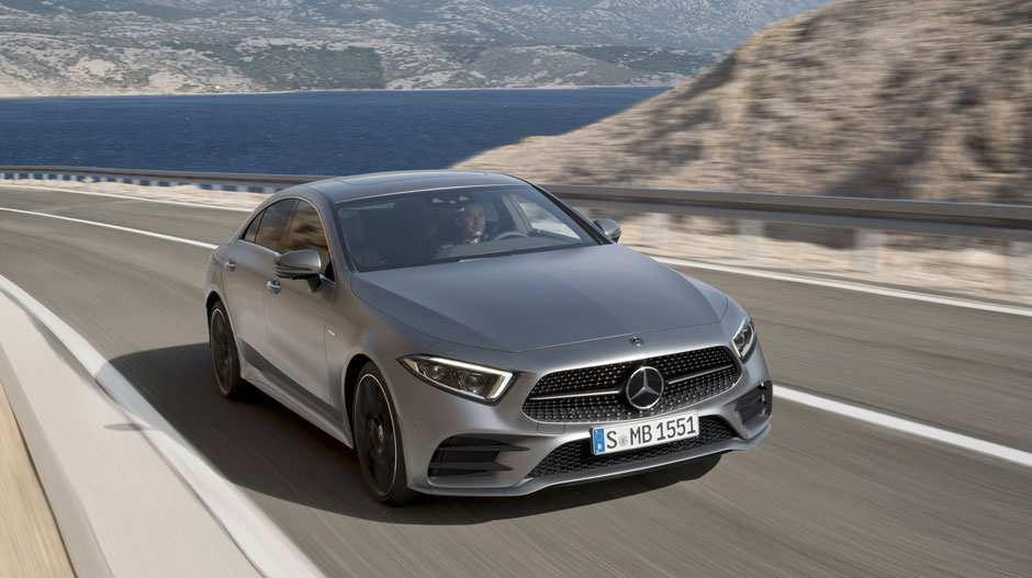 66 All New New Mercedes In 2019 Redesign Speed Test by New Mercedes In 2019 Redesign