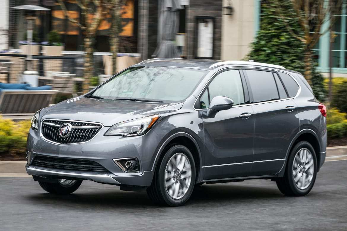 66 Best Review Buick 2019 Envision Price Rumors with Buick 2019 Envision Price
