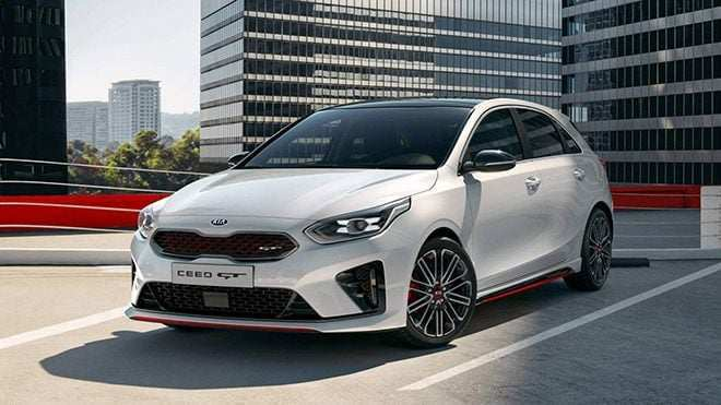 66 Best Review Kia Ceed Gt 2019 Spy Shoot by Kia Ceed Gt 2019