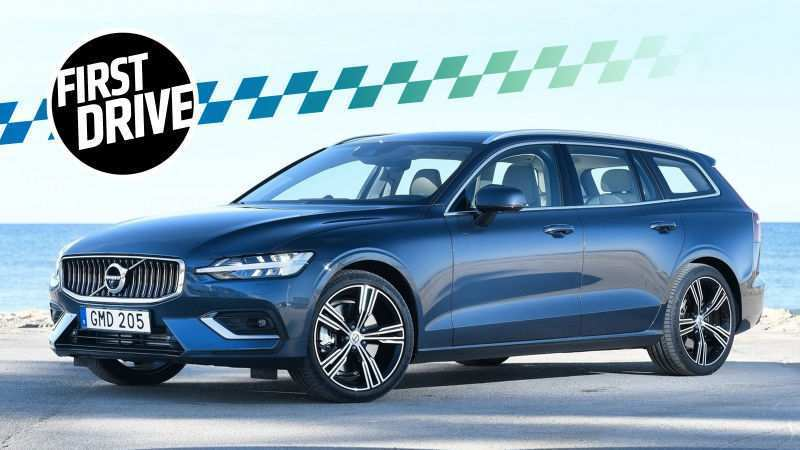 66 Best Review New Volvo V60 2019 Ground Clearance New Engine Release for New Volvo V60 2019 Ground Clearance New Engine