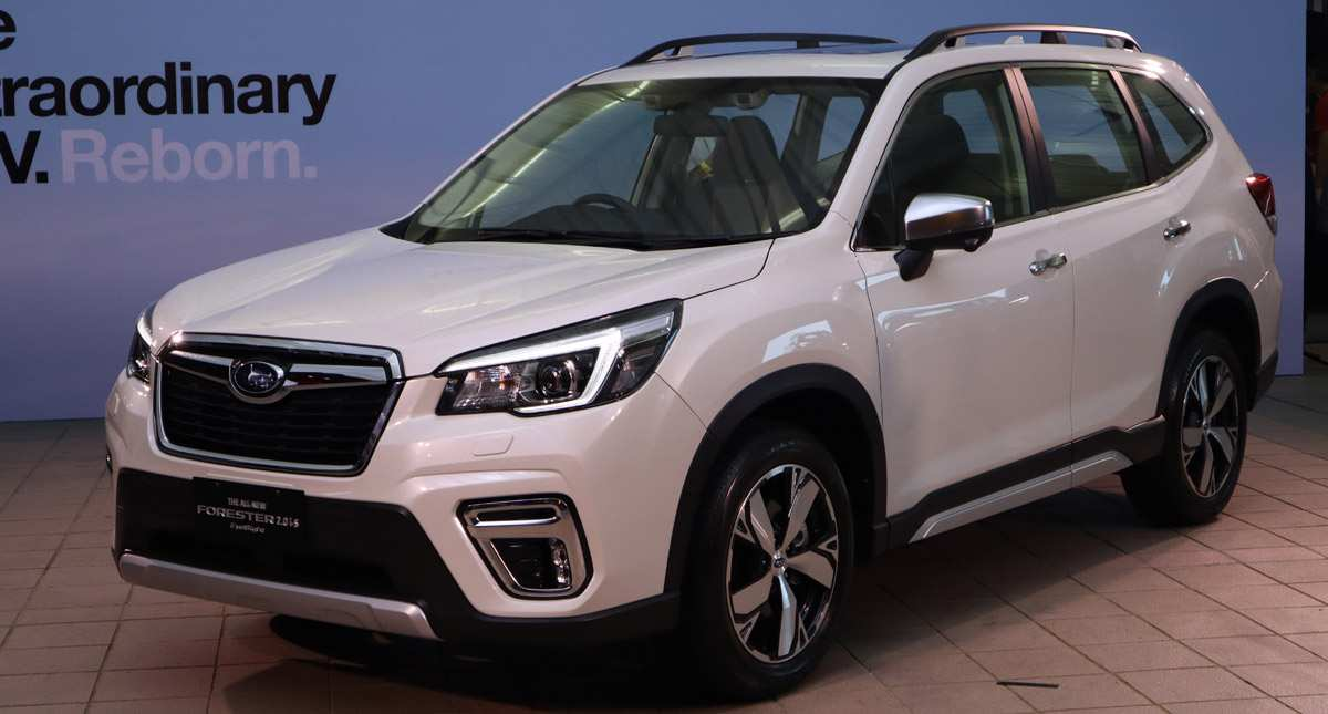 66 Best Review The Subaru 2019 Forester Specs Interior Release Date for The Subaru 2019 Forester Specs Interior