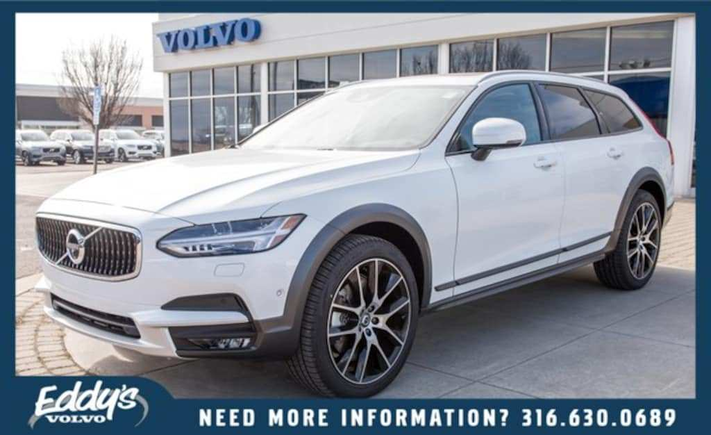 66 Concept of New Volvo 2019 V90 Cross Country Overview And Price Photos for New Volvo 2019 V90 Cross Country Overview And Price