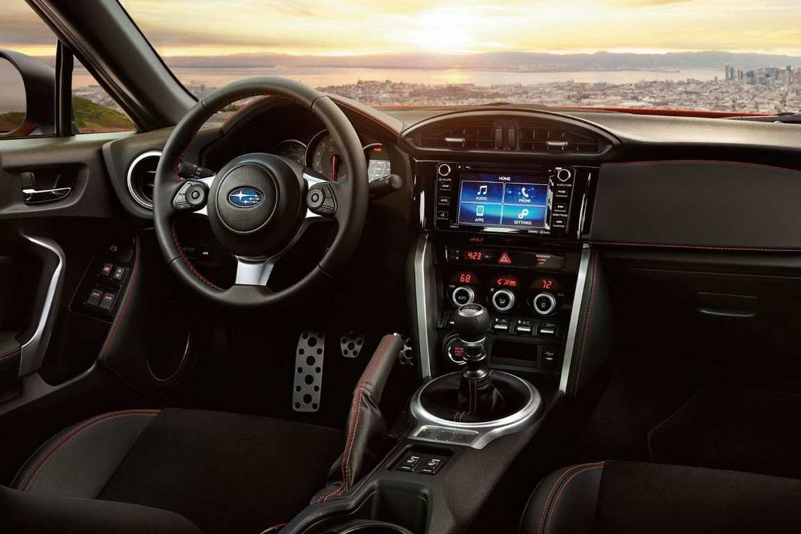 66 Concept of Subaru 2019 Interior Redesign Spy Shoot by Subaru 2019 Interior Redesign