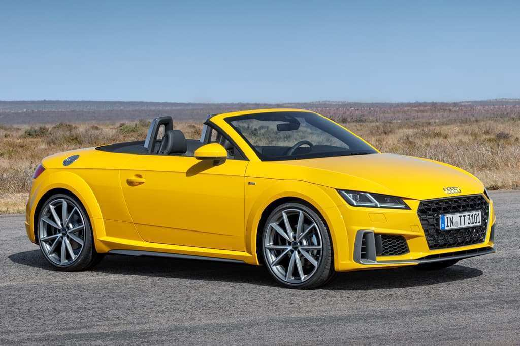 66 Concept of The Audi Tt Convertible 2019 Concept New Concept for The Audi Tt Convertible 2019 Concept