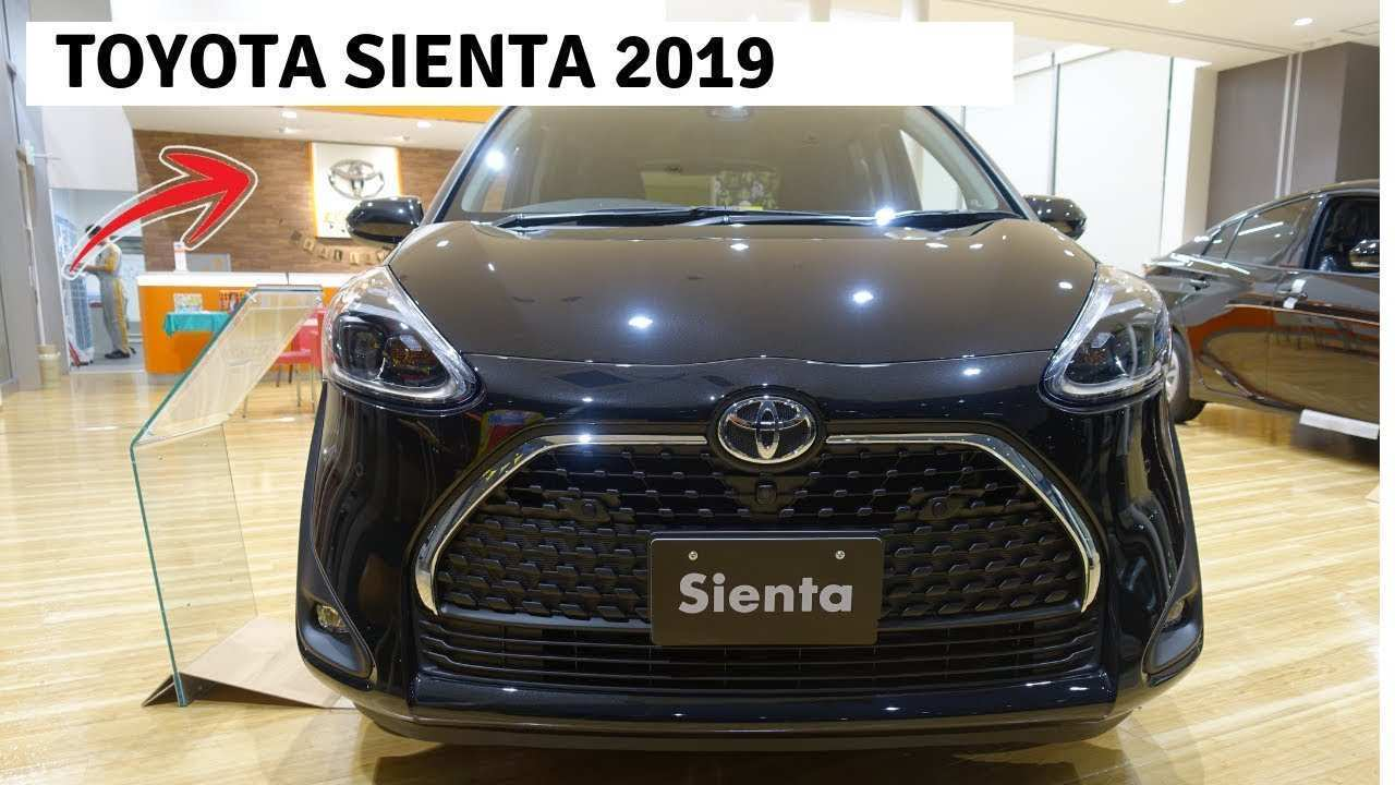 66 Gallery of Sienta Toyota 2019 New Interior Price and Review with Sienta Toyota 2019 New Interior