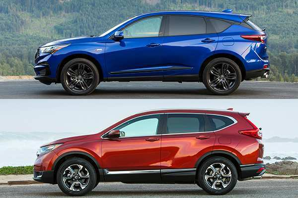 66 Gallery of The Crv Honda 2019 Release Speed Test with The Crv Honda 2019 Release