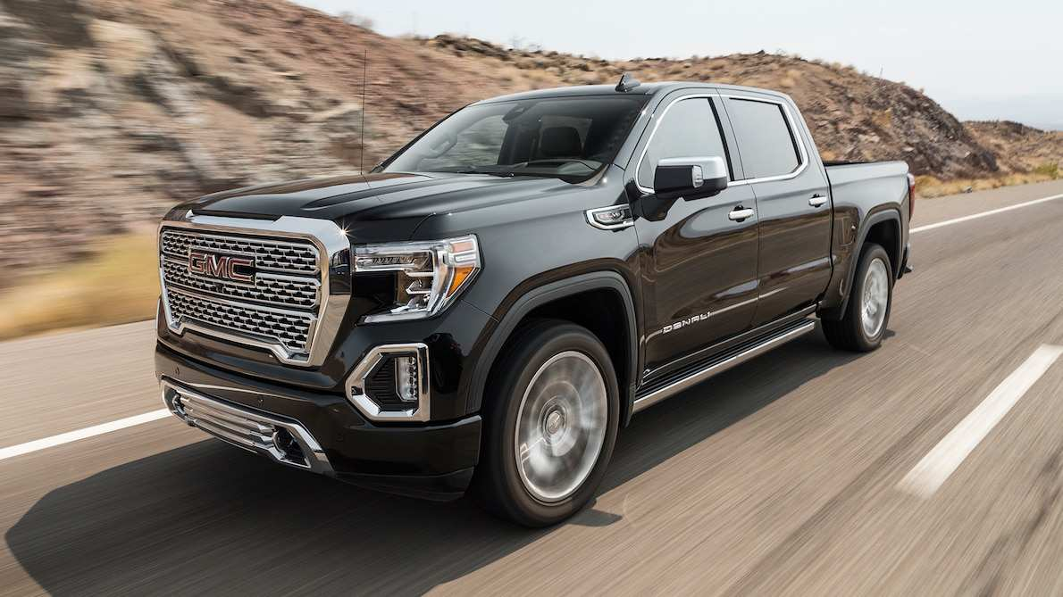 66 Great Best 2019 Gmc Denali Pickup Exterior And Interior Review Style for Best 2019 Gmc Denali Pickup Exterior And Interior Review