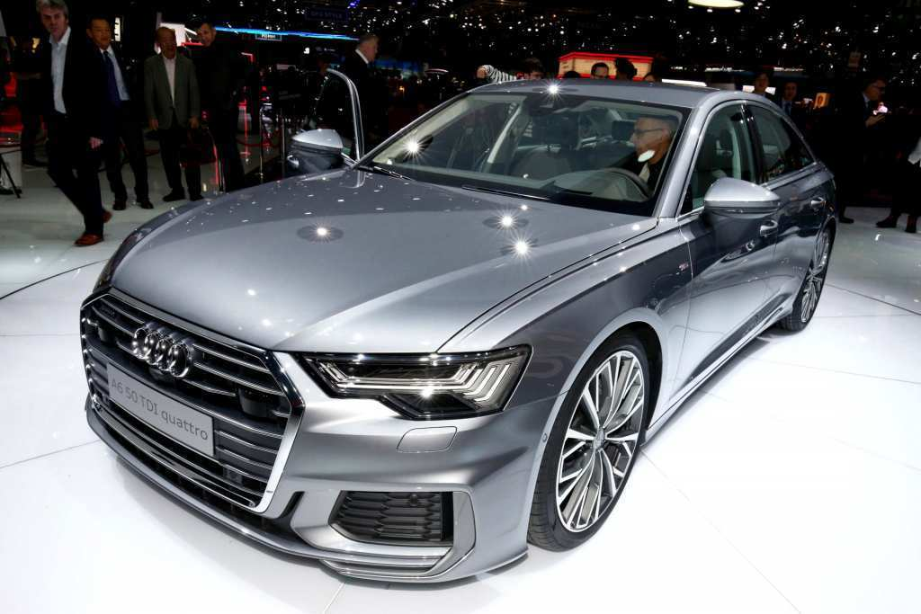66 Great The Audi A6 2019 Launch Date Review Performance and New Engine for The Audi A6 2019 Launch Date Review
