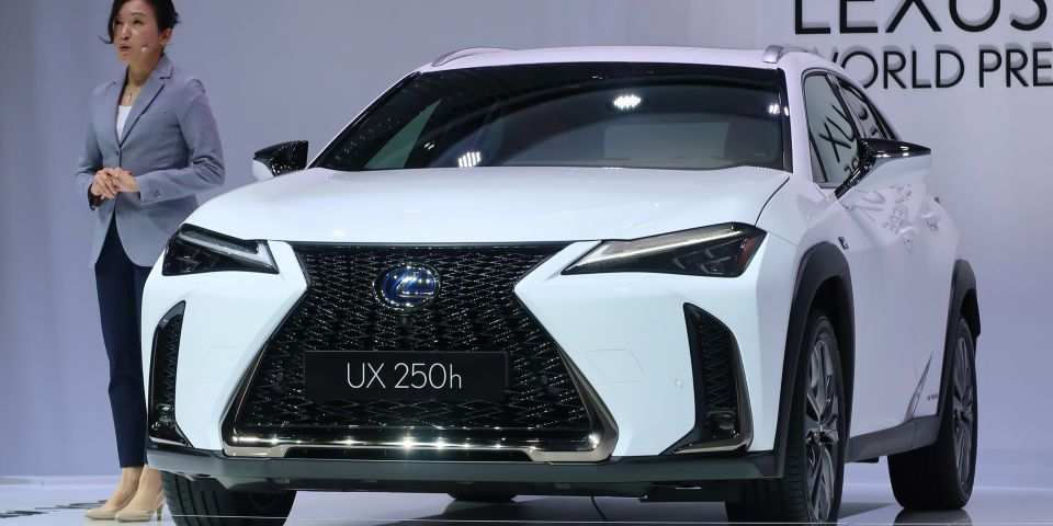66 New 2019 Lexus Ux Price Canada Price for 2019 Lexus Ux Price Canada