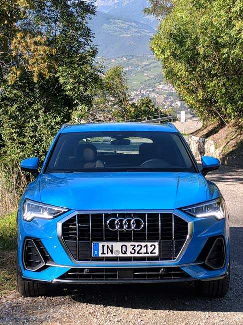 66 New New Audi Q3 2019 Price First Drive Exterior with New Audi Q3 2019 Price First Drive