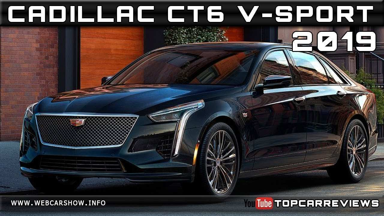 66 New New Cadillac Ct6 V Sport 2019 Picture Release Date And Review Pricing for New Cadillac Ct6 V Sport 2019 Picture Release Date And Review