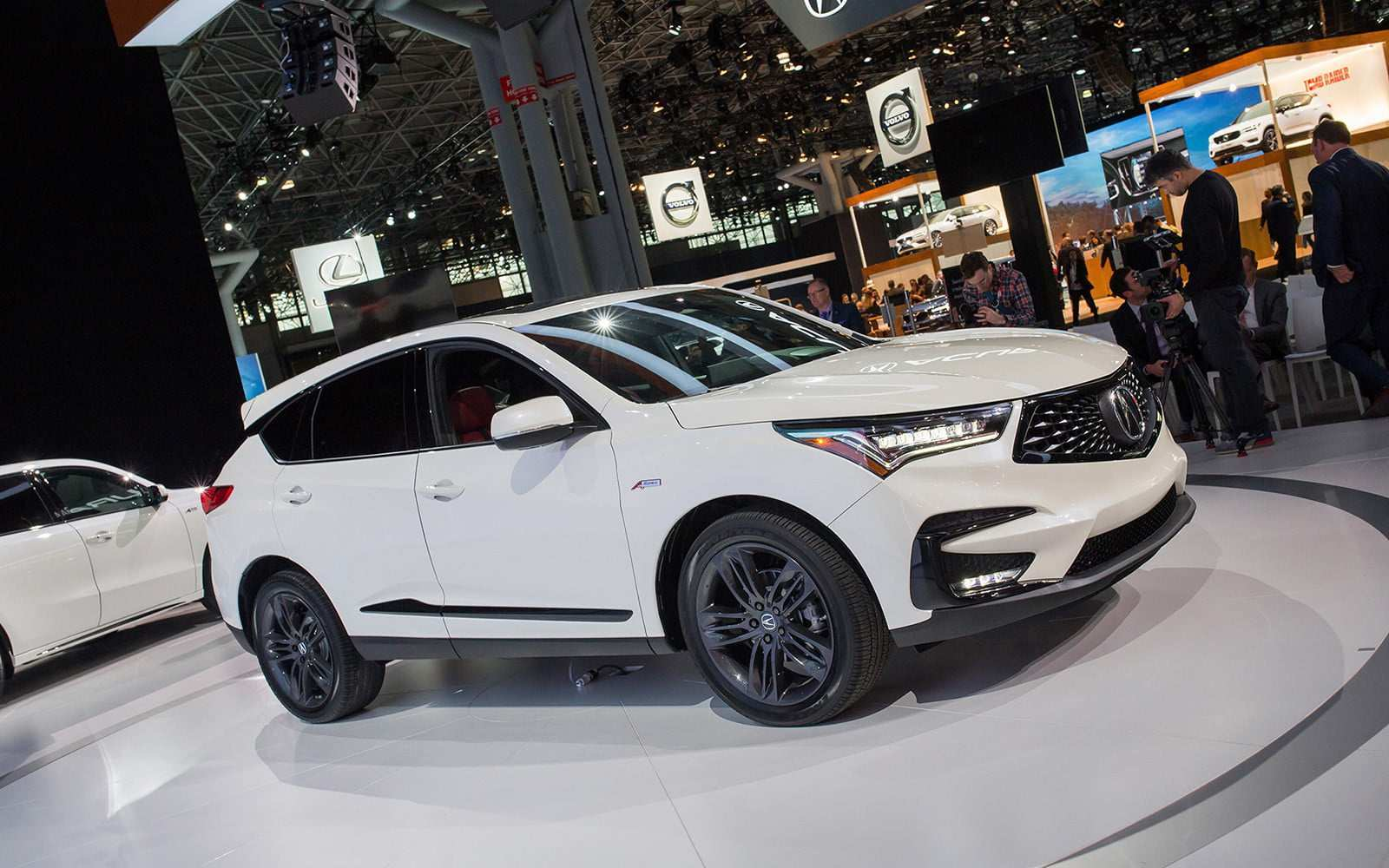 66 New The Acura Zdx 2019 Price First Drive History by The Acura Zdx 2019 Price First Drive