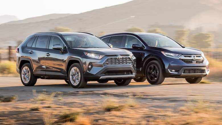 66 New Toyota 2019 Crv Price Spy Shoot for Toyota 2019 Crv Price