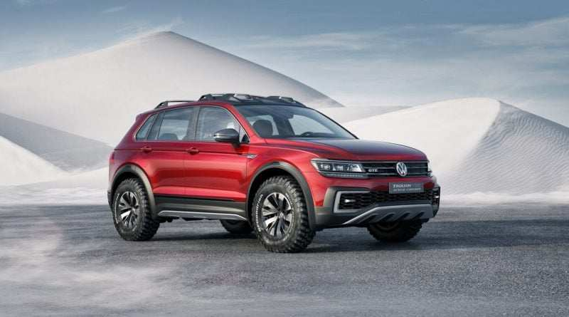 66 New Volkswagen Touareg 2019 Off Road Specs Price by Volkswagen Touareg 2019 Off Road Specs