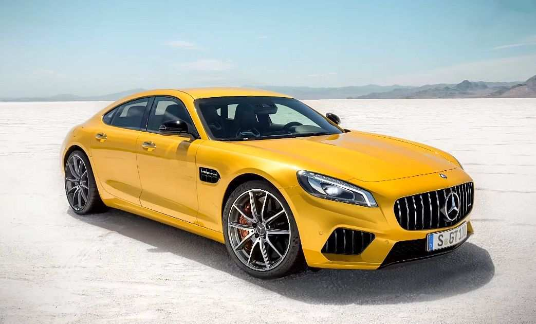 66 The Mercedes 2019 Amg Gt4 Overview by Mercedes 2019 Amg Gt4
