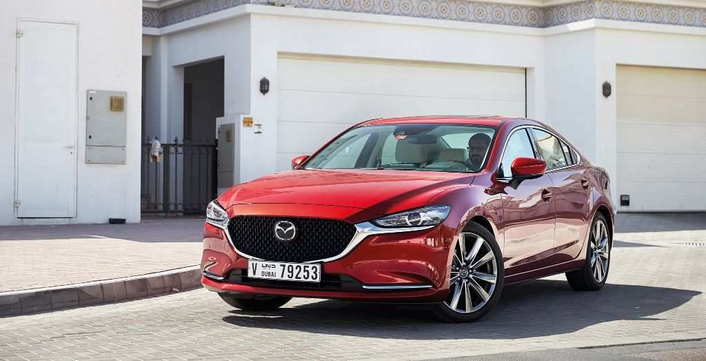 66 The New 2019 Mazda 6 Spy Shots Redesign Price And Review Ratings for New 2019 Mazda 6 Spy Shots Redesign Price And Review