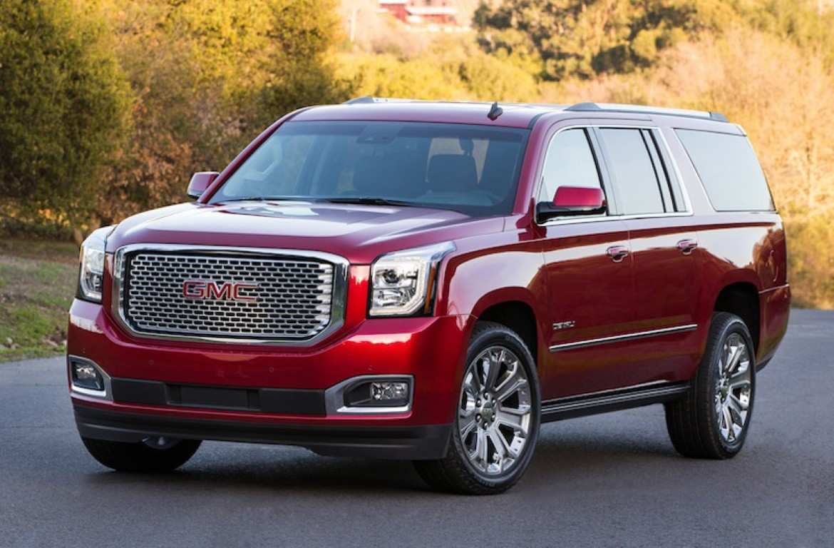 66 The New Release Of 2019 Gmc Sierra Redesign Concept with New Release Of 2019 Gmc Sierra Redesign