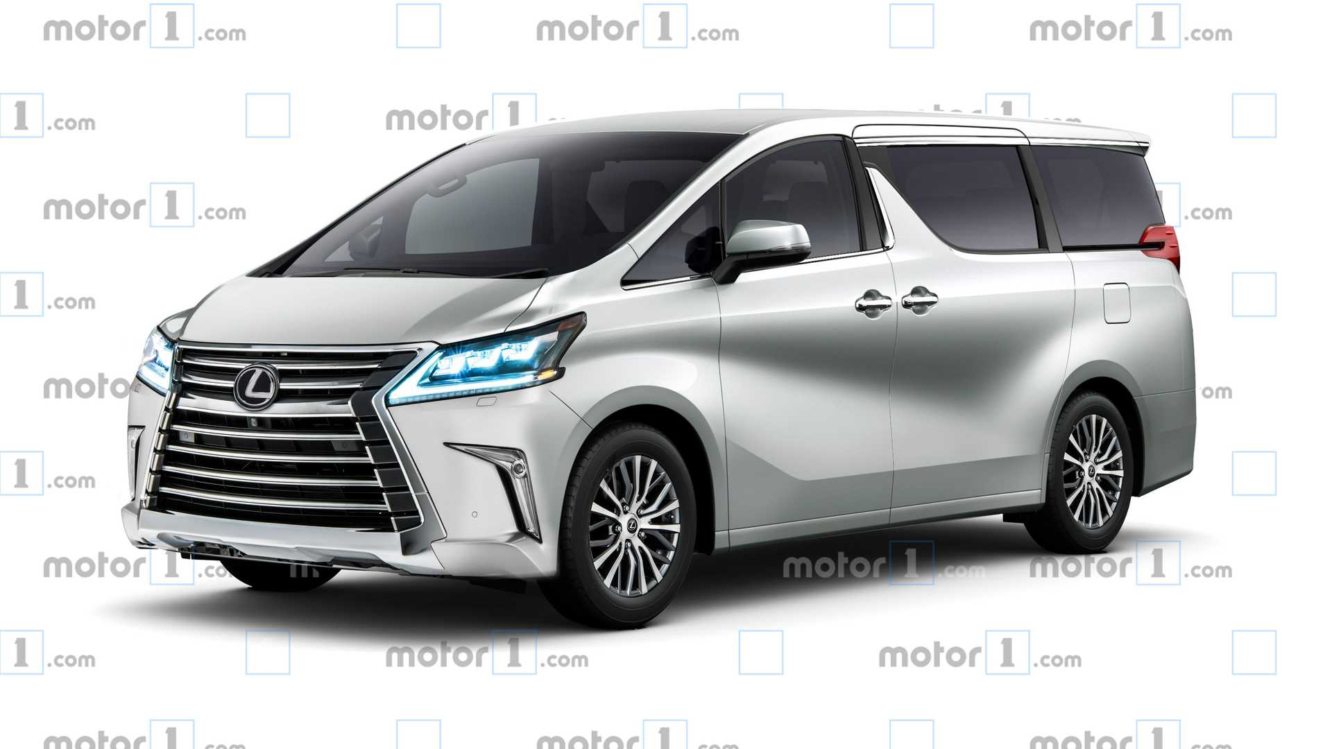 67 All New The 2019 Lexus Minivan New Review Model by The 2019 Lexus Minivan New Review
