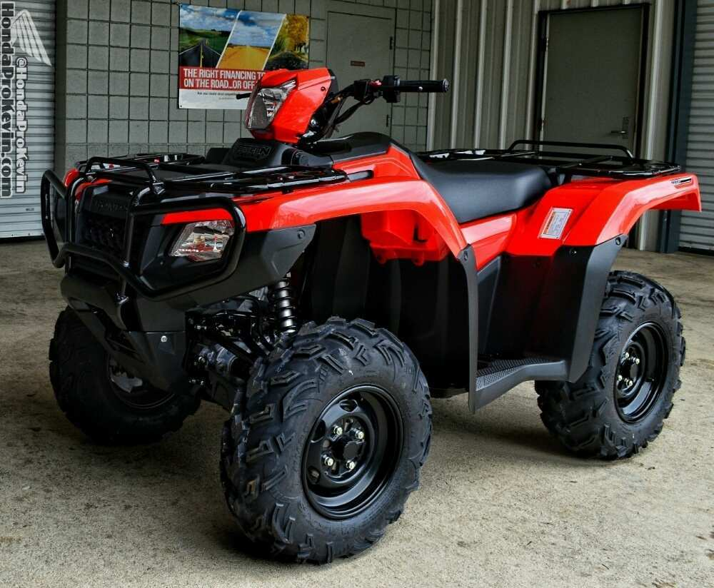 67 All New The Atv Honda 2019 Release Specs And Review Spesification by The Atv Honda 2019 Release Specs And Review