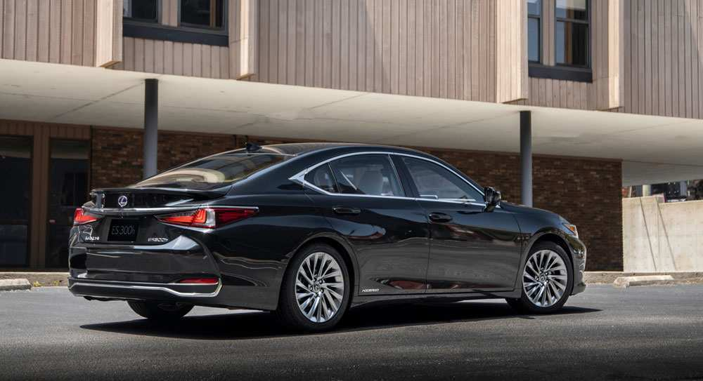 67 Best Review 2019 Lexus Es Hybrid Rumors First Drive by 2019 Lexus Es Hybrid Rumors