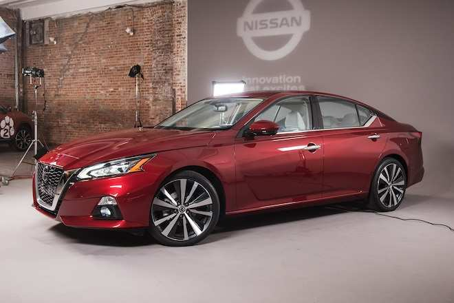 67 Best Review The 2019 Nissan Altima Horsepower First Drive Performance and New Engine for The 2019 Nissan Altima Horsepower First Drive
