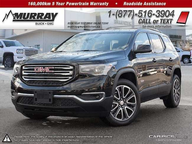 67 Concept of Gmc 2019 Acadia Price And Release Date Interior for Gmc 2019 Acadia Price And Release Date