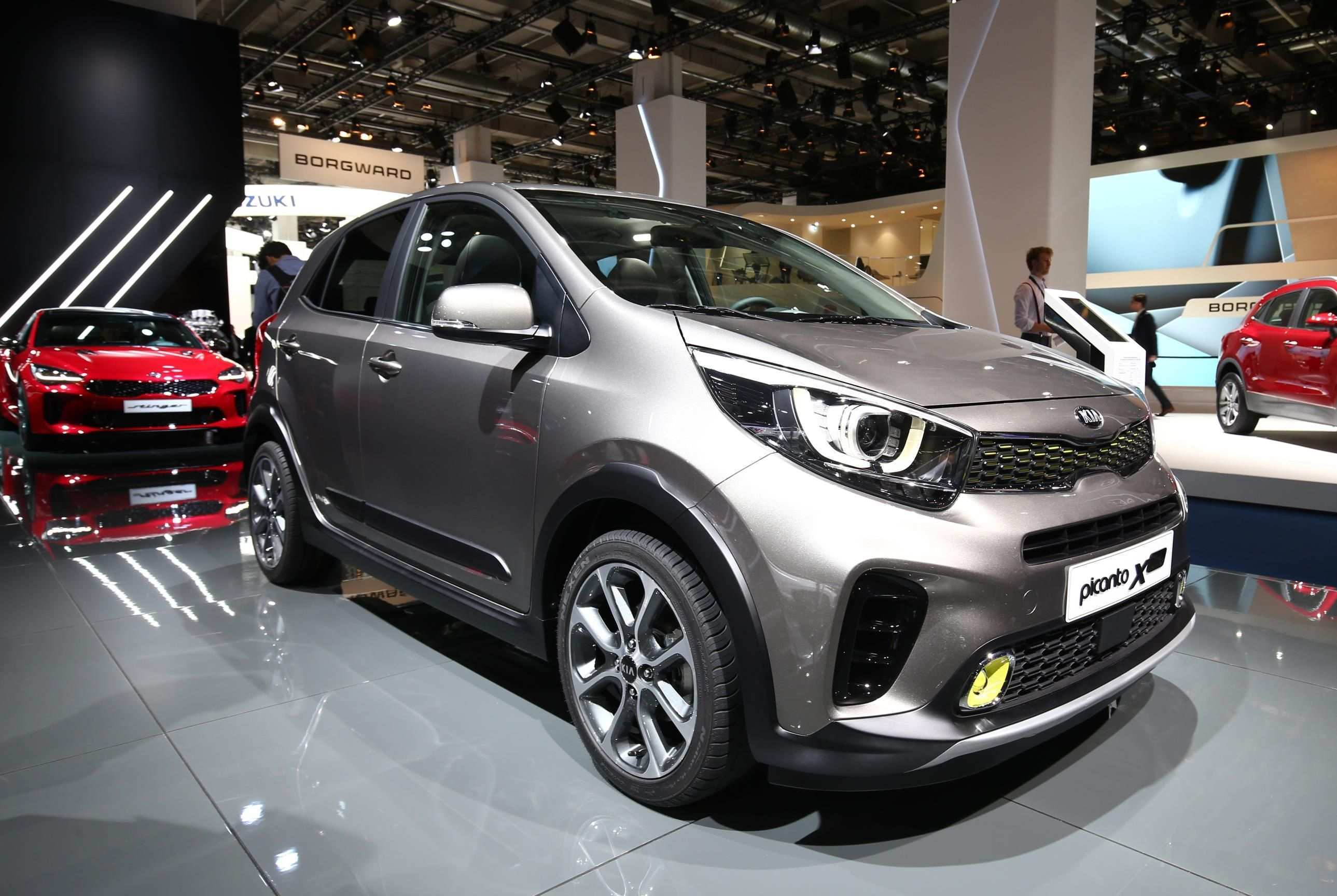 67 Concept of Kia Picanto 2019 Xline Engine by Kia Picanto 2019 Xline