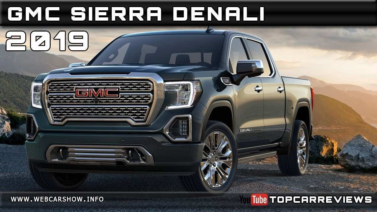 67 Concept of New 2019 Gmc Pickup Truck Review Specs And Release Date Performance by New 2019 Gmc Pickup Truck Review Specs And Release Date