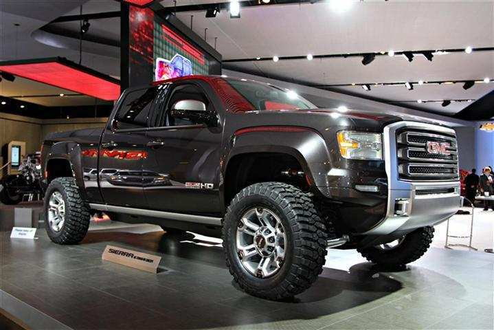 67 Concept of New Release Of 2019 Gmc Sierra Redesign New Concept by New Release Of 2019 Gmc Sierra Redesign
