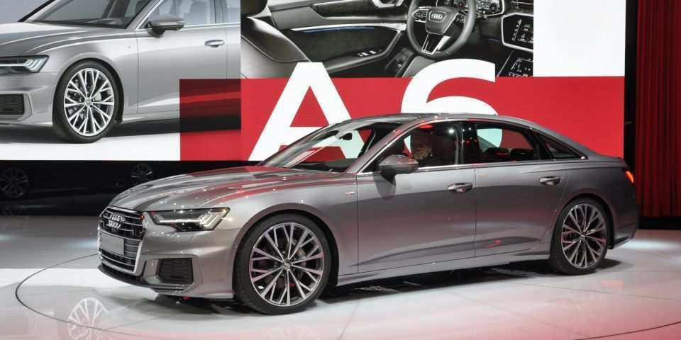 67 Gallery of Audi A6 2019 Geneva Review Configurations for Audi A6 2019 Geneva Review