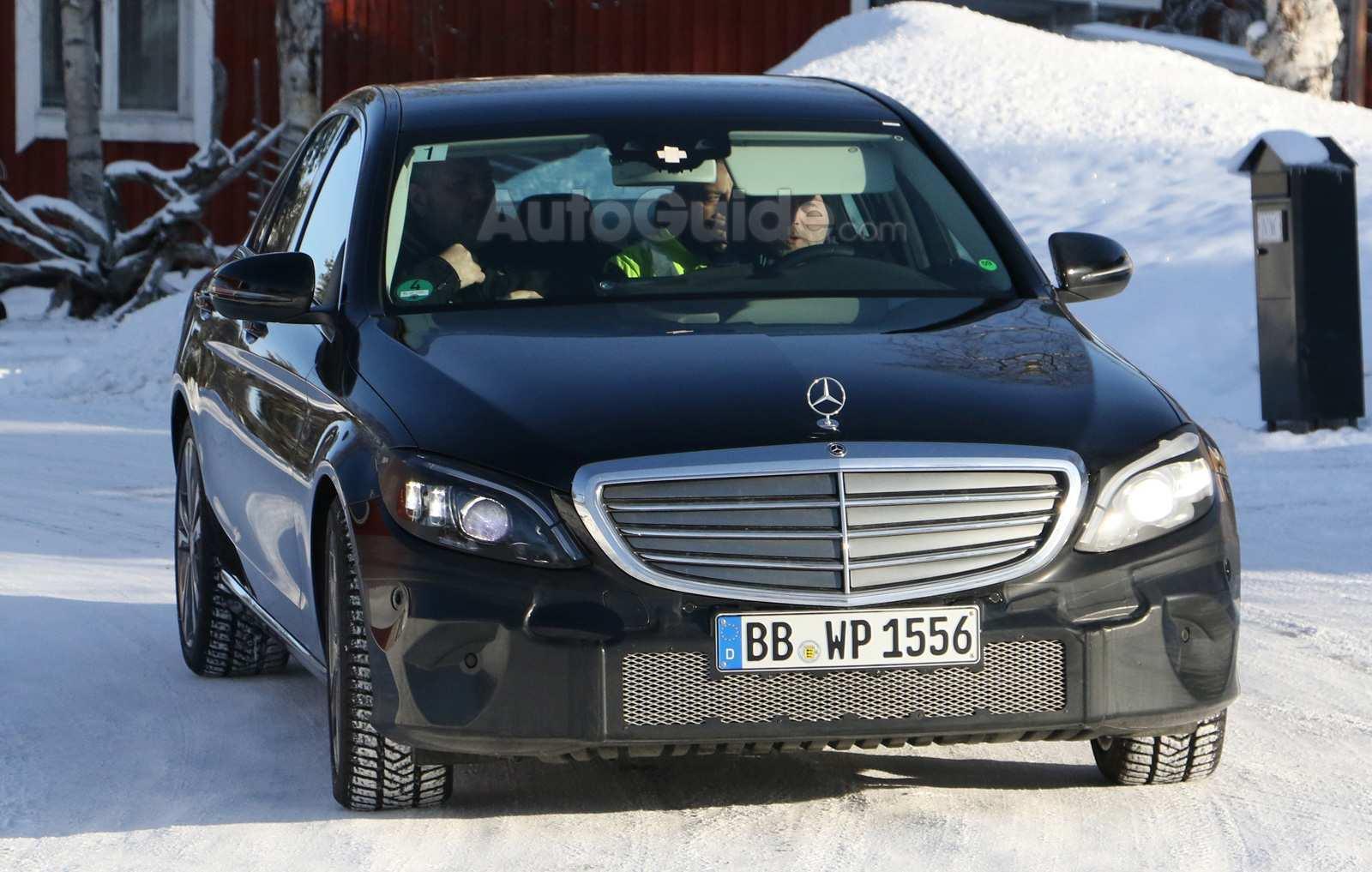 67 Gallery of Mercedes Benz C Class Facelift 2019 Performance and New Engine with Mercedes Benz C Class Facelift 2019