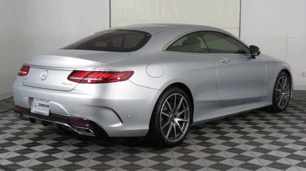 67 Gallery of Mercedes S Class Coupe 2019 Overview with Mercedes S Class Coupe 2019