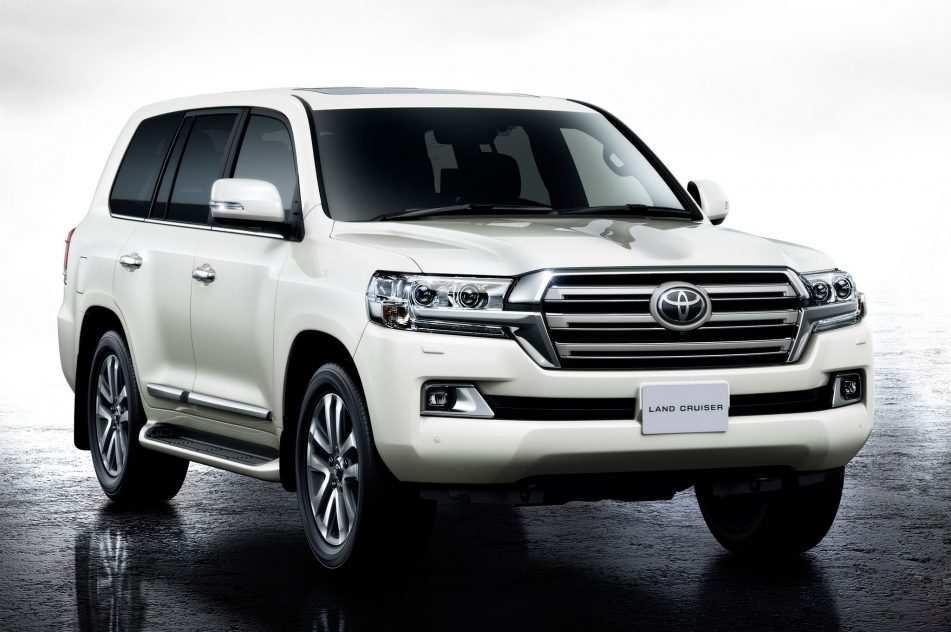 67 Gallery of New Toyota Land Cruiser 2019 Rumor Images for New Toyota Land Cruiser 2019 Rumor