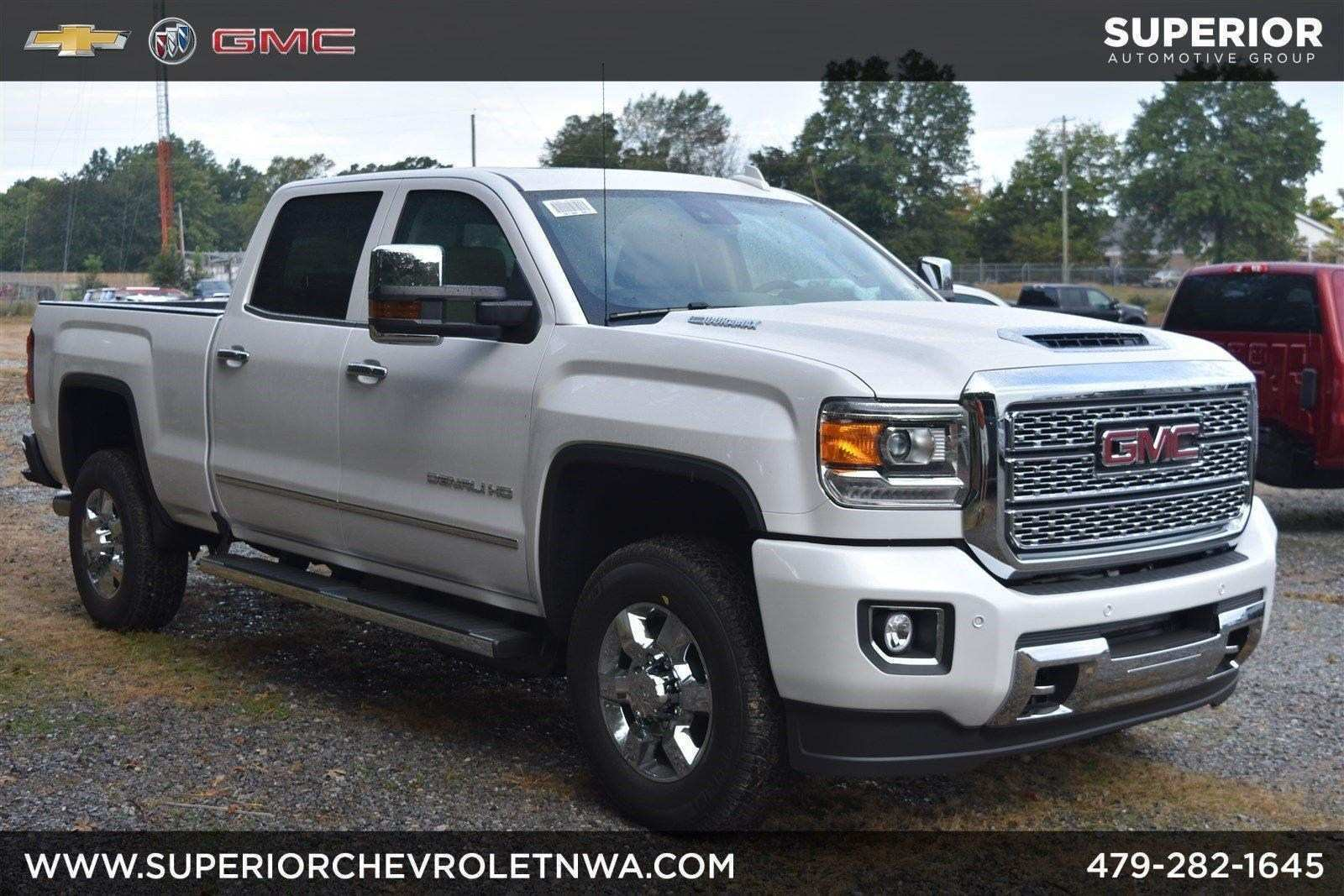 67 Gallery of The 2019 Gmc 3500Hd Overview Style with The 2019 Gmc 3500Hd Overview