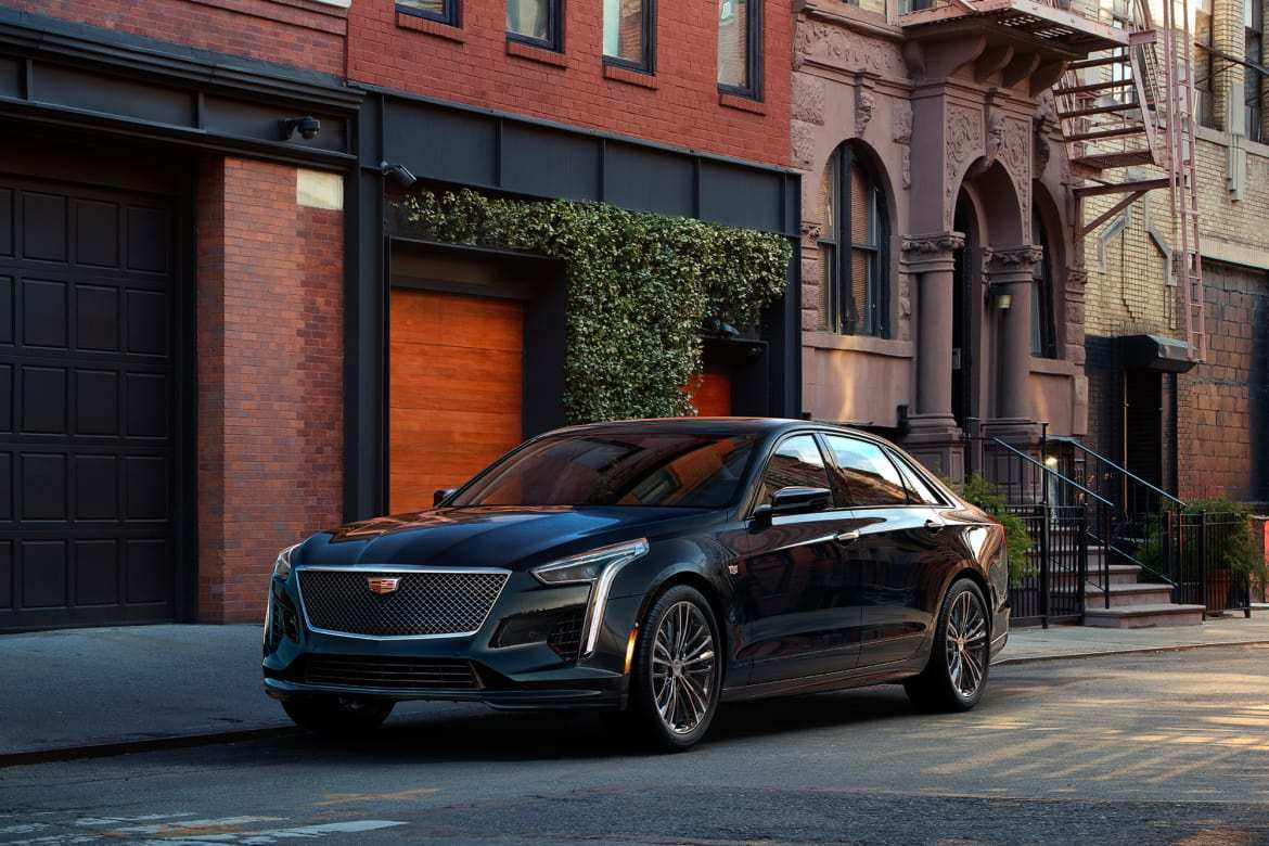 67 Great New Cadillac For 2019 New Concept Spy Shoot for New Cadillac For 2019 New Concept