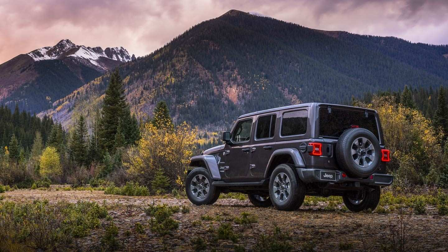 67 Great New Gmc 2019 Jeep Performance And New Engine Overview by New Gmc 2019 Jeep Performance And New Engine