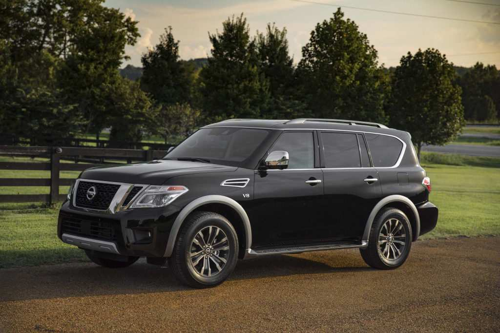 67 Great Nissan Armada 2019 Overview New Review for Nissan Armada 2019 Overview