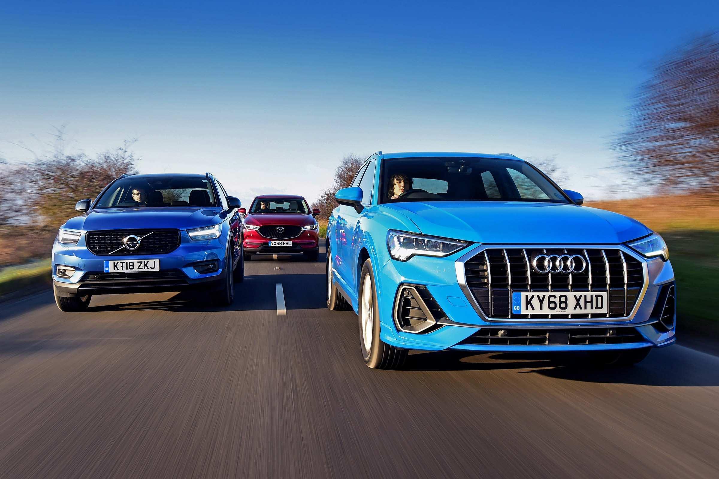 67 New 2019 Audi Q3 Vs Volvo Xc40 Release Date Exterior and Interior with 2019 Audi Q3 Vs Volvo Xc40 Release Date