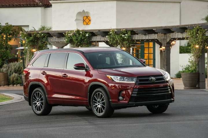 67 New Highlander Toyota 2019 Interior Review Specs And Release Date Reviews with Highlander Toyota 2019 Interior Review Specs And Release Date