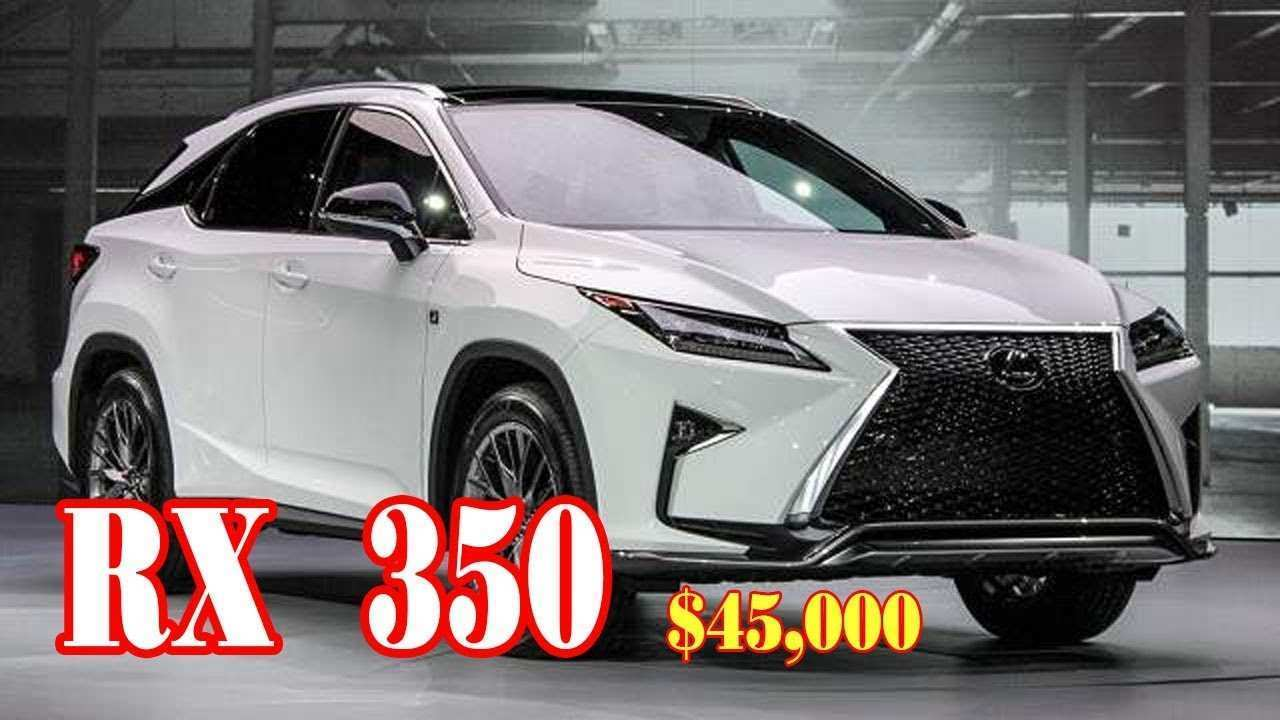 67 New The 2019 Lexus Rx 350 Release Date Price And Release Date Review with The 2019 Lexus Rx 350 Release Date Price And Release Date