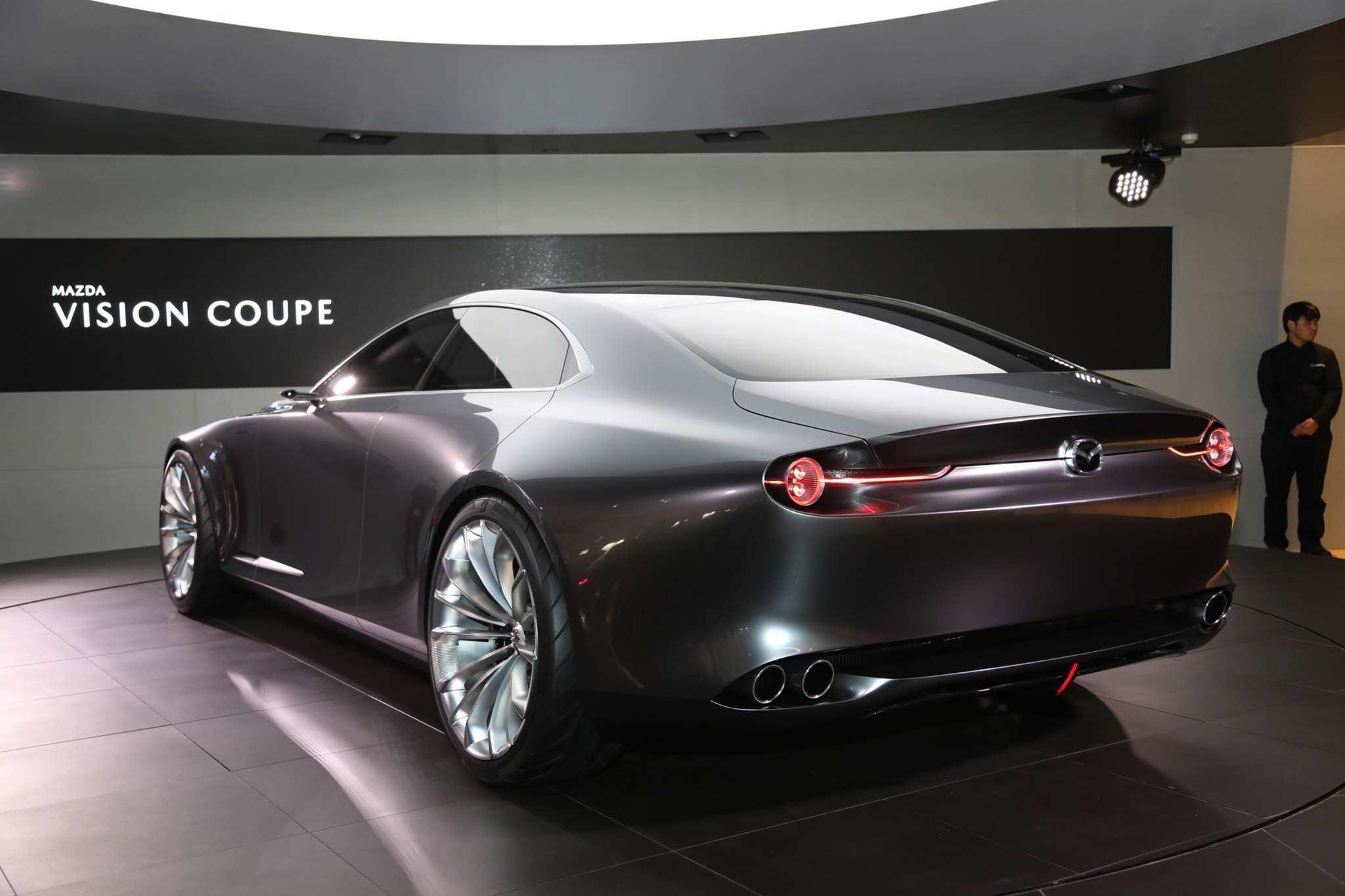 67 New The 2019 Mazda Vision Coupe Price Concept History by The 2019 Mazda Vision Coupe Price Concept