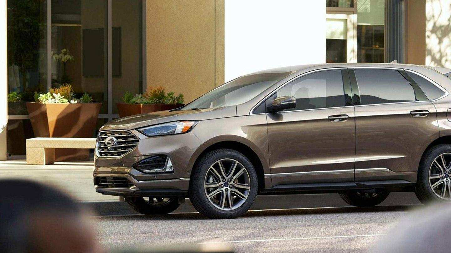 67 The The 2019 Ford Edge St Youtube Overview And Price Price for The 2019 Ford Edge St Youtube Overview And Price