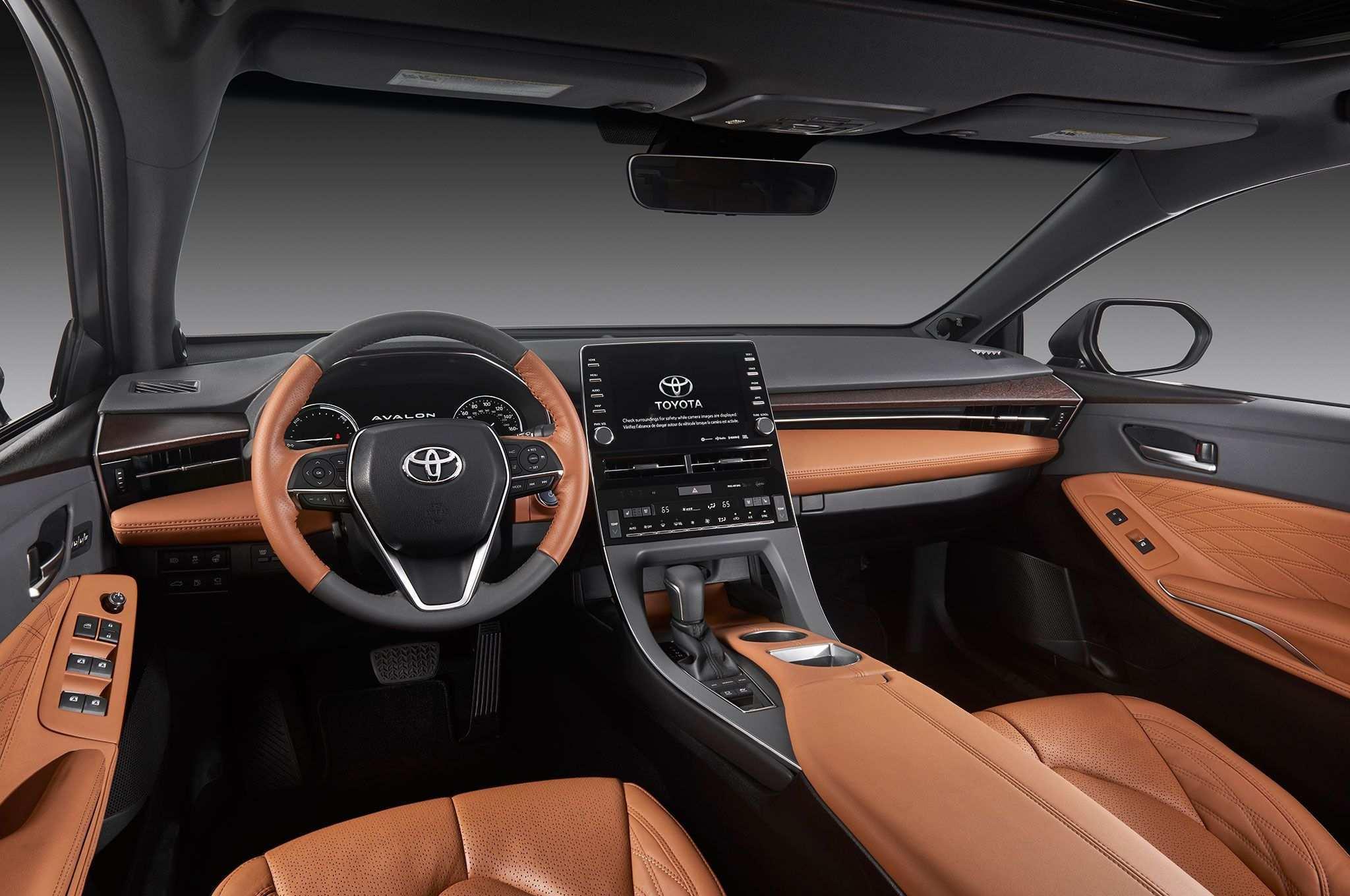 68 All New Best Avalon Toyota 2019 Interior Concept Speed Test for Best Avalon Toyota 2019 Interior Concept