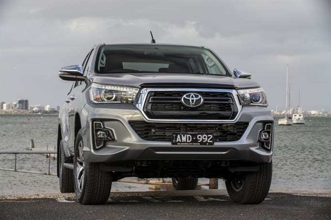 68 All New Best Toyota Hilux 2019 Facelift Concept Performance and New Engine for Best Toyota Hilux 2019 Facelift Concept