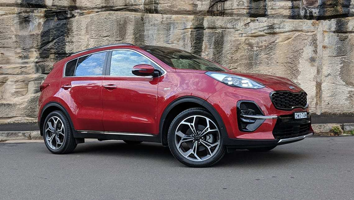 68 All New The Kia Sportage Gt Line 2019 Review And Specs Spesification by The Kia Sportage Gt Line 2019 Review And Specs