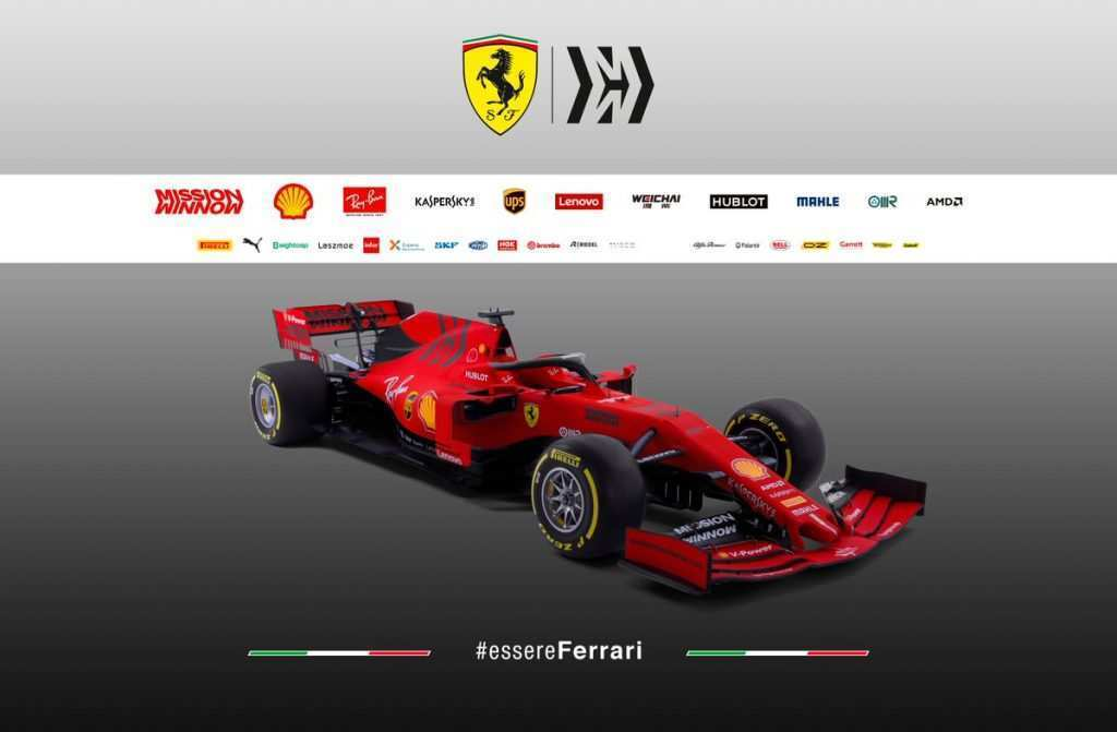 68 All New Vettel Ferrari 2019 Spy Shoot Ratings by Vettel Ferrari 2019 Spy Shoot