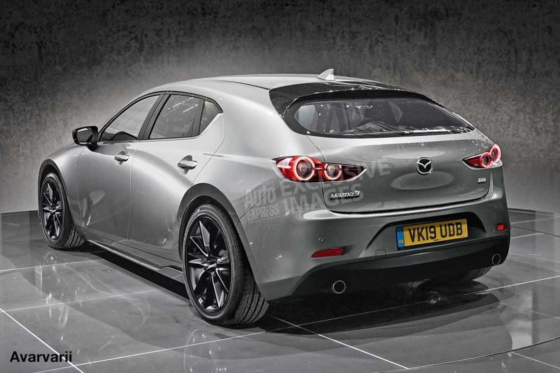 68 Concept of Cuando Sale El Mazda 3 2019 Redesign with Cuando Sale El Mazda 3 2019