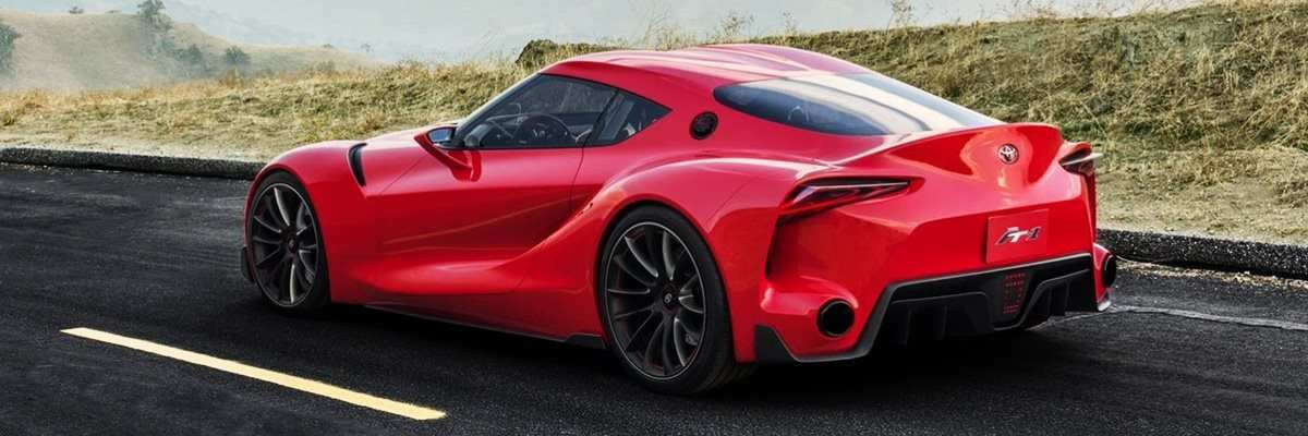 68 Concept of Toyota Supra 2019 Redesign with Toyota Supra 2019