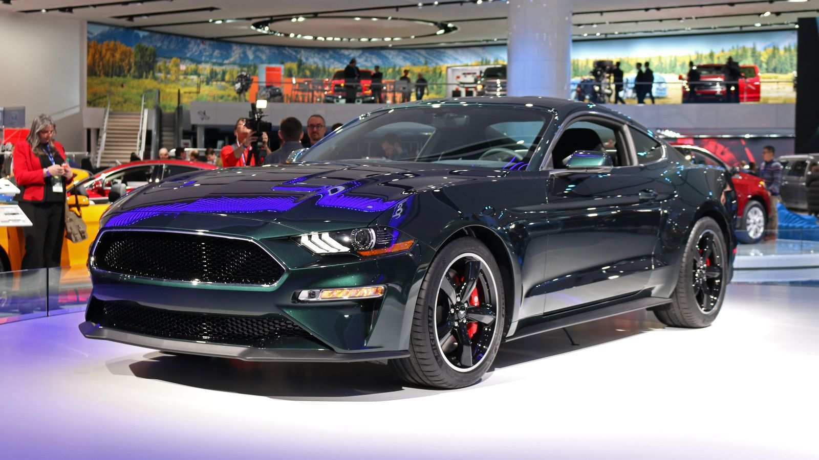 68 Gallery of Best 2019 Ford Mustang Bullitt Picture Release Date And Review Wallpaper for Best 2019 Ford Mustang Bullitt Picture Release Date And Review